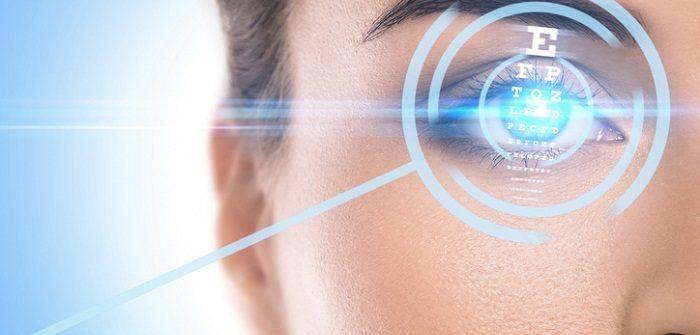 laser w okulistyce